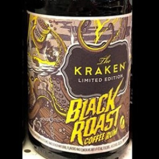 Kraken Dark Roast Coffee Rum